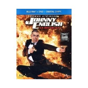 Johnny English 2 - La Rinascita (Blu-Ray+Dvd+Digital Copy)