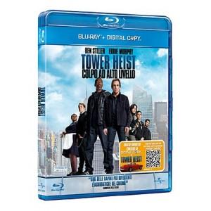 Tower Heist - Colpo Ad Alto Livello (Blu-Ray+Digital Copy)