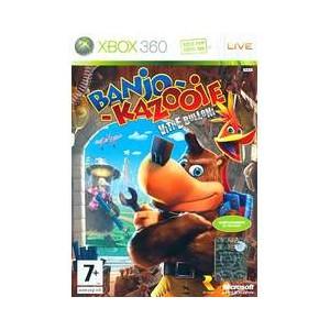 Banjo Kazooie Nuts & Bolts (xbox 360)