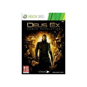 Deus Ex Human Revolution (usato) (Xbox 360)