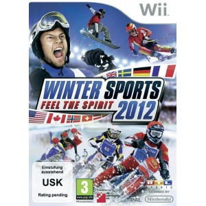 Winter Sports 2012: Feel the Spirit (wii)