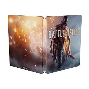 Steelbook (custodia in metallo) Battlefield 1