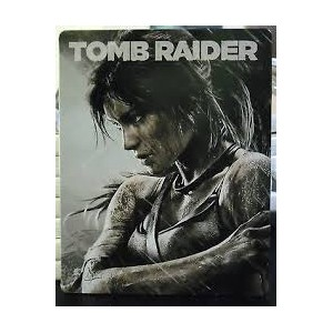 Steelbook (custodia in metallo) Tomb Raider
