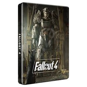 Steelbook (custodia in metallo) Fallout 4