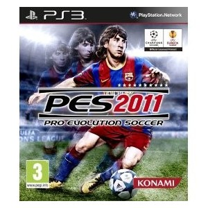 Pro Evolution Soccer PES 2011 (usato) (ps3)