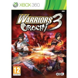Warriors Orochi 3 (xbox 360)