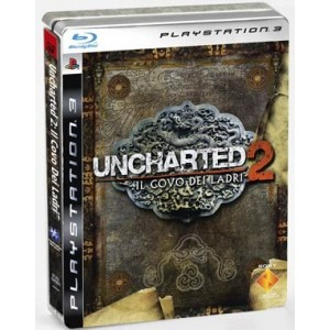 Uncharted 2 (usato) (ps3)