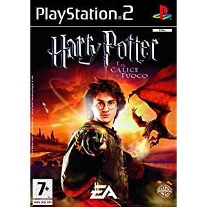 Harry Potter e il Calice di Fuoco (usato) (Ps2)