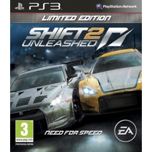 Need for Speed Shift 2 Unleashed Ed. Limitata (PS3)