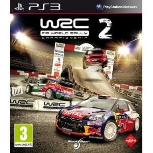 WRC 2 Fia World Rally Championship (PS3)