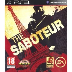 The Saboteur (usato) (ps3)