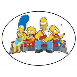 Famiglia Simpson (quadro)