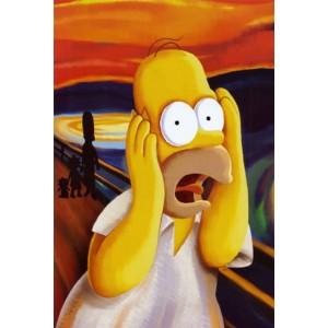 L'urlo di Homer (quadro)