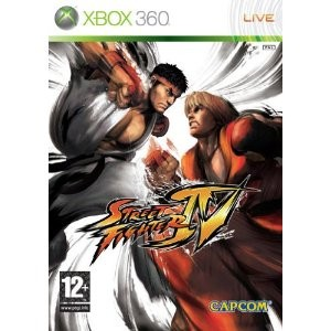 Street Fighter IV (usato) (xbox 360)