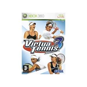 Virtua Tennis 3 (usato) (xbox 360)