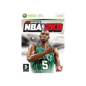 NBA 2K9 (usato) (xbox 360)