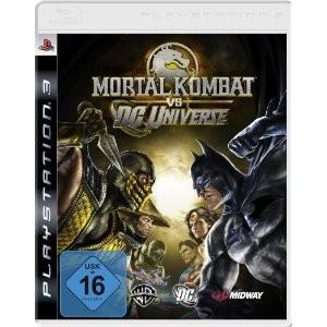 Mortal Kombat vs DC Universe (usato) (ps3)
