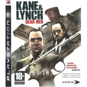 Kane & Lynch: Dead Men (usato) (ps3)