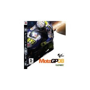 Moto GP 08 (usato) (ps3)