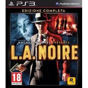L.A. Noire - Edizione Completa (PS3)