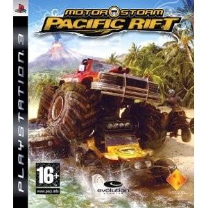 Motorstorm Pacific Rift (usato) (PS3)