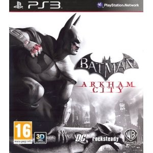 Batman: Arkham City (usato) (PS3)
