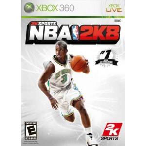 NBA 2k8 (usato) (Xbox 360)