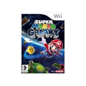 Super Mario Galaxy (usato) (Wii)