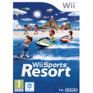 Wii Sports Resort (usato) (Wii)
