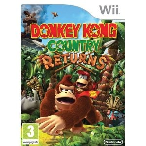 Donkey Kong Country Returns (usato) (Wii)