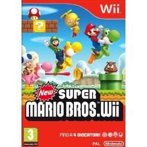 New Super Mario Bros (usato) (Wii)