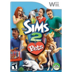 The Sims 2 Pets (usato) (Wii)