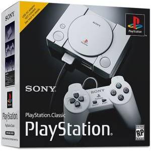 PlayStation Classic (Playstation Mini)