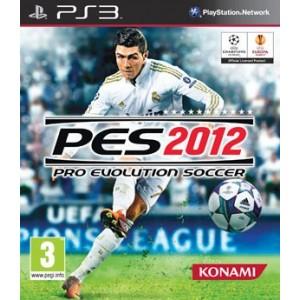 Pro Evolution Soccer 2012 (PES) (PS3)