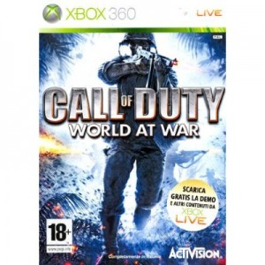 Call Of Duty 5 World At War (usato) (Xbox 360)