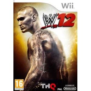 WWE 12 (W12) (usato) (Wii)
