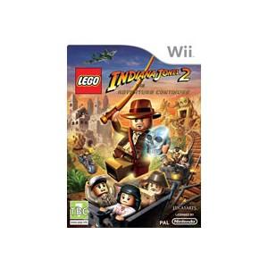 Lego Indiana Jones 2 (usato) (Wii)