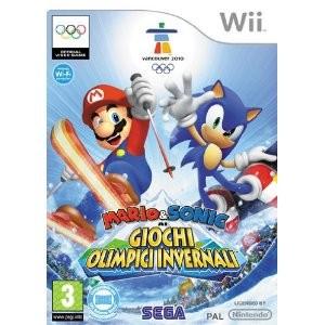 Mario & Sonic Ai Giochi Olimpici Invernali (usato) (Wii)