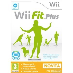 Wii Fit Plus (usato) (Wii)