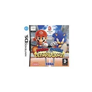 Mario & Sonic ai giochi olimpici (usato) (DS)