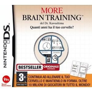 More Brain Training (usato) (DS)