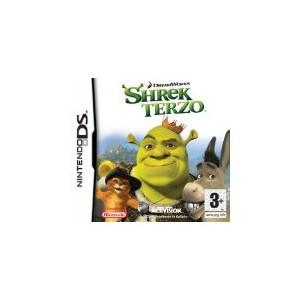 Shrek Terzo (usato) (DS)