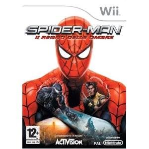 Spiderman Il Regno Delle Ombre (usato) (Wii)