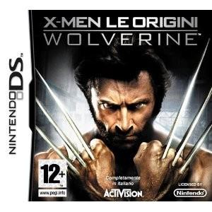 X-men le Origini: Wolverine (usato) (DS)