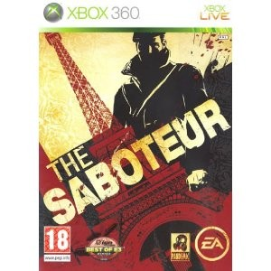 The Saboteur (xbox 360)