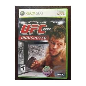 UFC 2009 Undisputed  (usato) (Xbox 360)