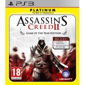 Assassin's Creed 2 Game Of The Year Edition (Platinum) (PS3)