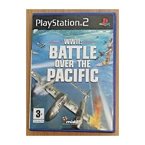 WWII: Battle over the Pacific (usato) (PS2)