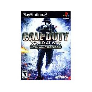 Call of Duty: World At War (usato) (PS2)