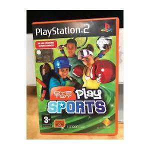EyeToy Play Sports (usato) (PS2)